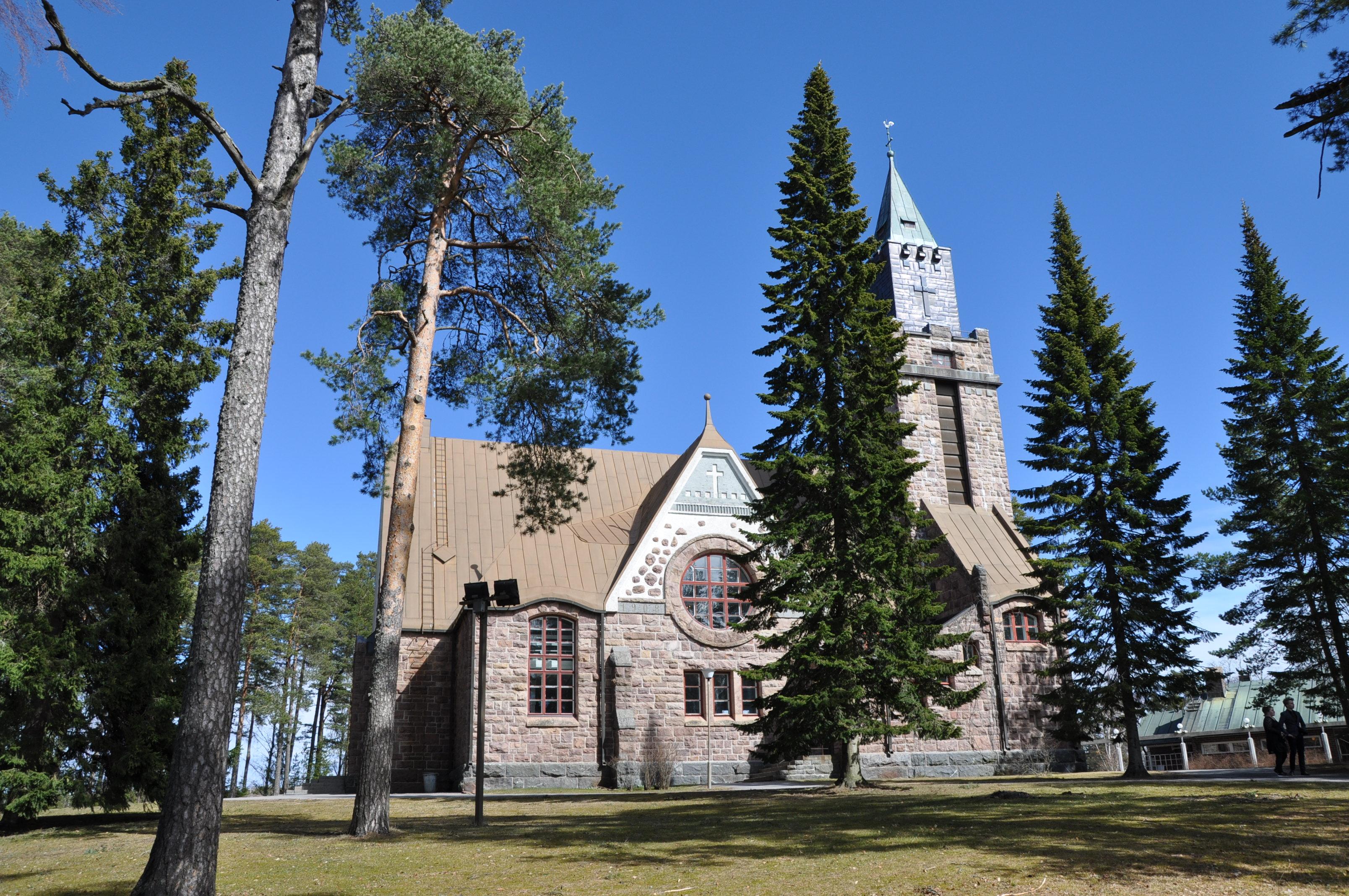 Luvian kirkko
