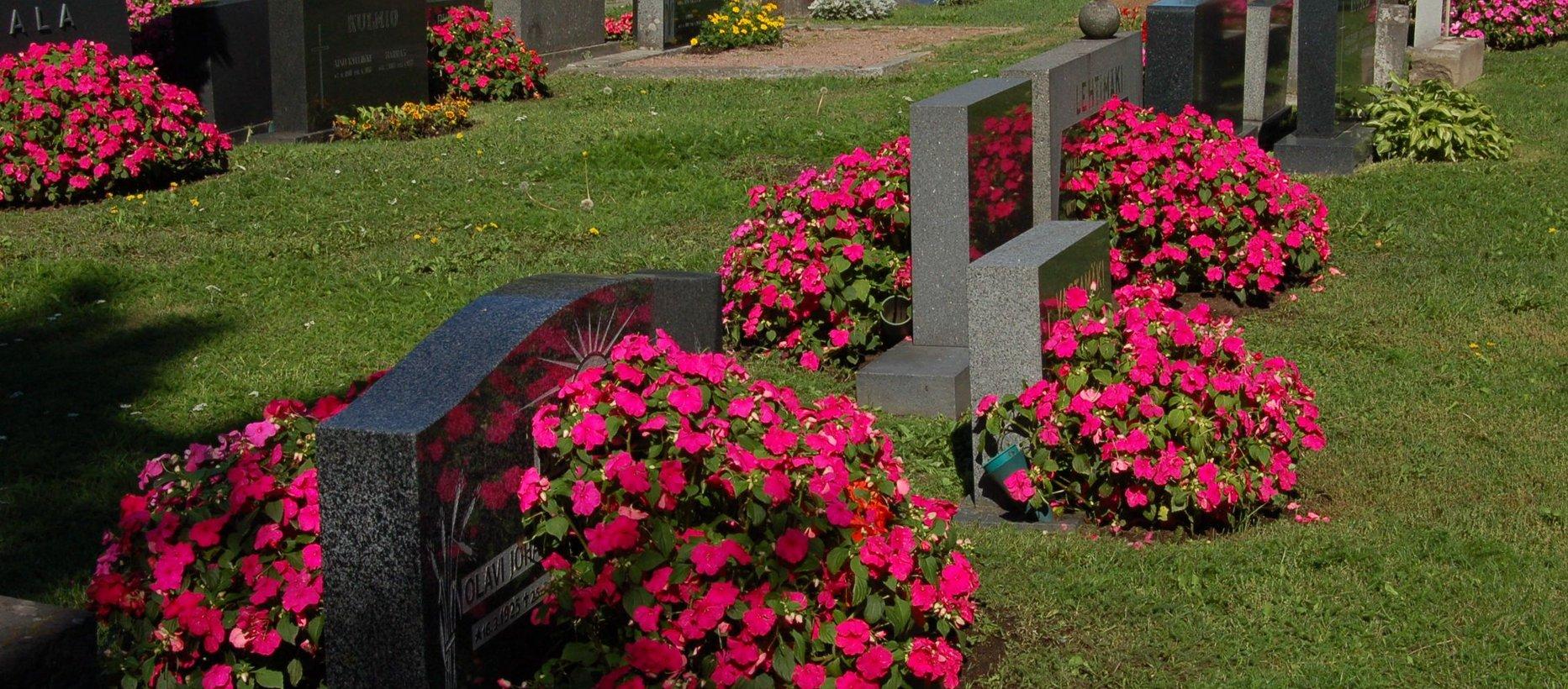Eurajoen hautausmaa