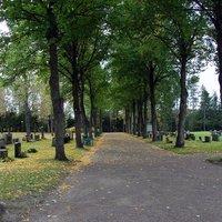 Irjanteen hautausmaa