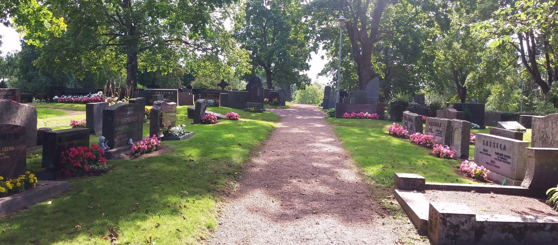 Luvian hautausmaa