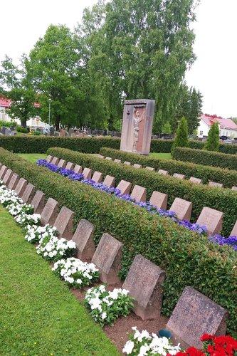 Luvian Hautausmaa Eurajoen Seurakunta